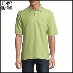 🐬Tommy Bahama Supima Polo Shirt